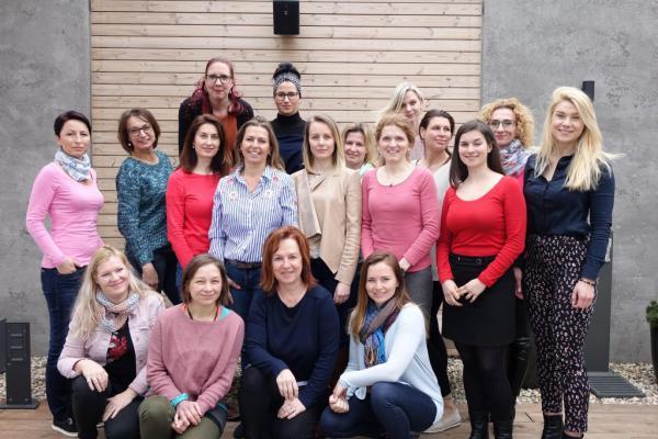 Jarní workshop lektorek Zdravé 5