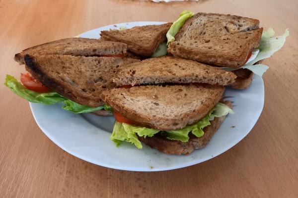 Zdravá jídla v ZŠ Libčická